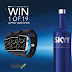 SKYY Vodka is Giving Away The Latest Apple Watch | 19 of them baba...