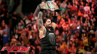 WWE Raw SmackDown Roman Reigns wrestling brand split