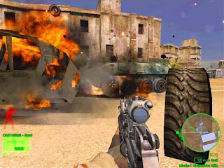 Delta Force Black Hawk Down Team Sabre PC Game Free Download