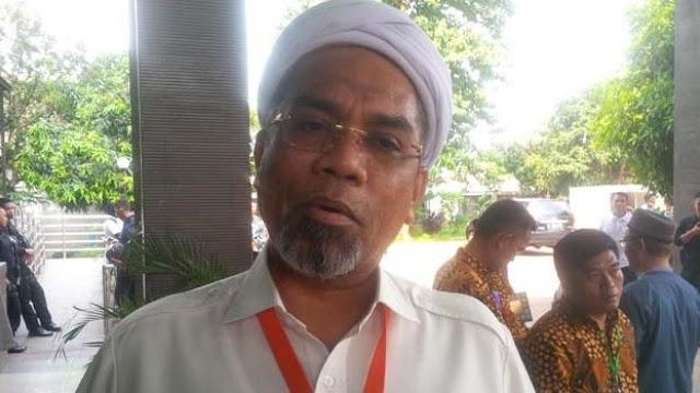 Jawaban Ali Mochtar Ngabalin soal Heboh Likes dan Retweet Pideo Vorno