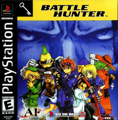 descargar battle hunter psx mega