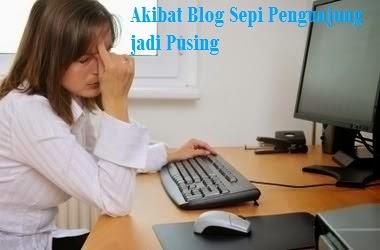 Cara Agar Blog Banyak Dikunjungi Orang