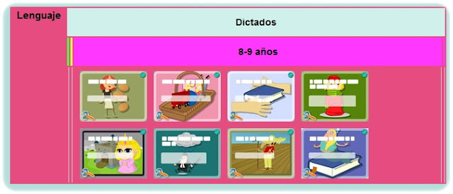 http://childtopia.com/index.php?module=home&func=educativos&de=lengua&cat=dictado