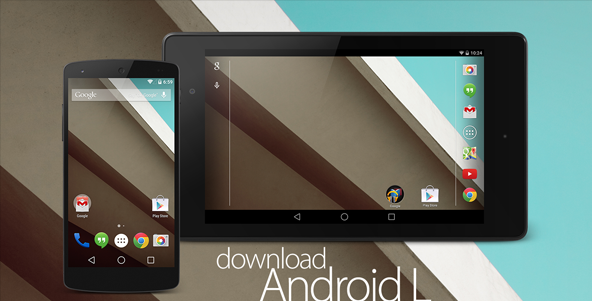 Download Android L Wallpapers, Themes, Keyboard .APK File Free for Phones, Tablets
