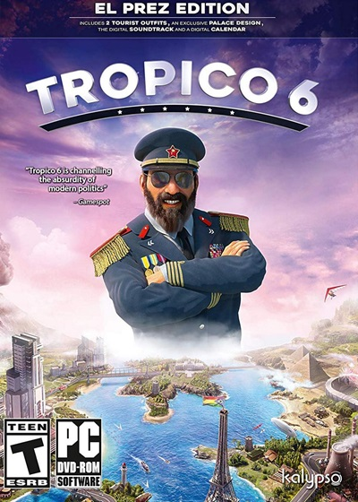 โหลดเกมส์ Tropico 6