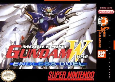 Rom de Gundam Wing: Endless Duel - SNES em PT-BR