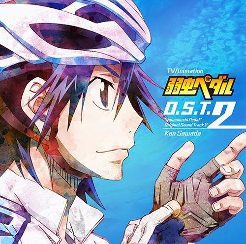 [MUSIC] Anime YOWAMUSHI PEDAL O.S.T. 2 弱虫ペダル オリジナルサウンドトラック2 (2014.11.19/MP3/RAR)