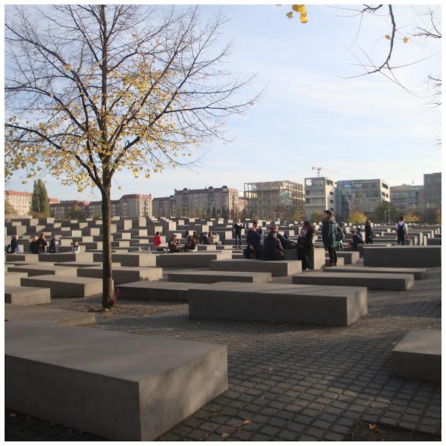 Roteiro para um dia em Berlim - o básico da cidade - Memorial do Holocausto