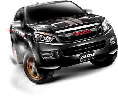 Isuzu D-Max X-Series Black Hd wallpaper 0