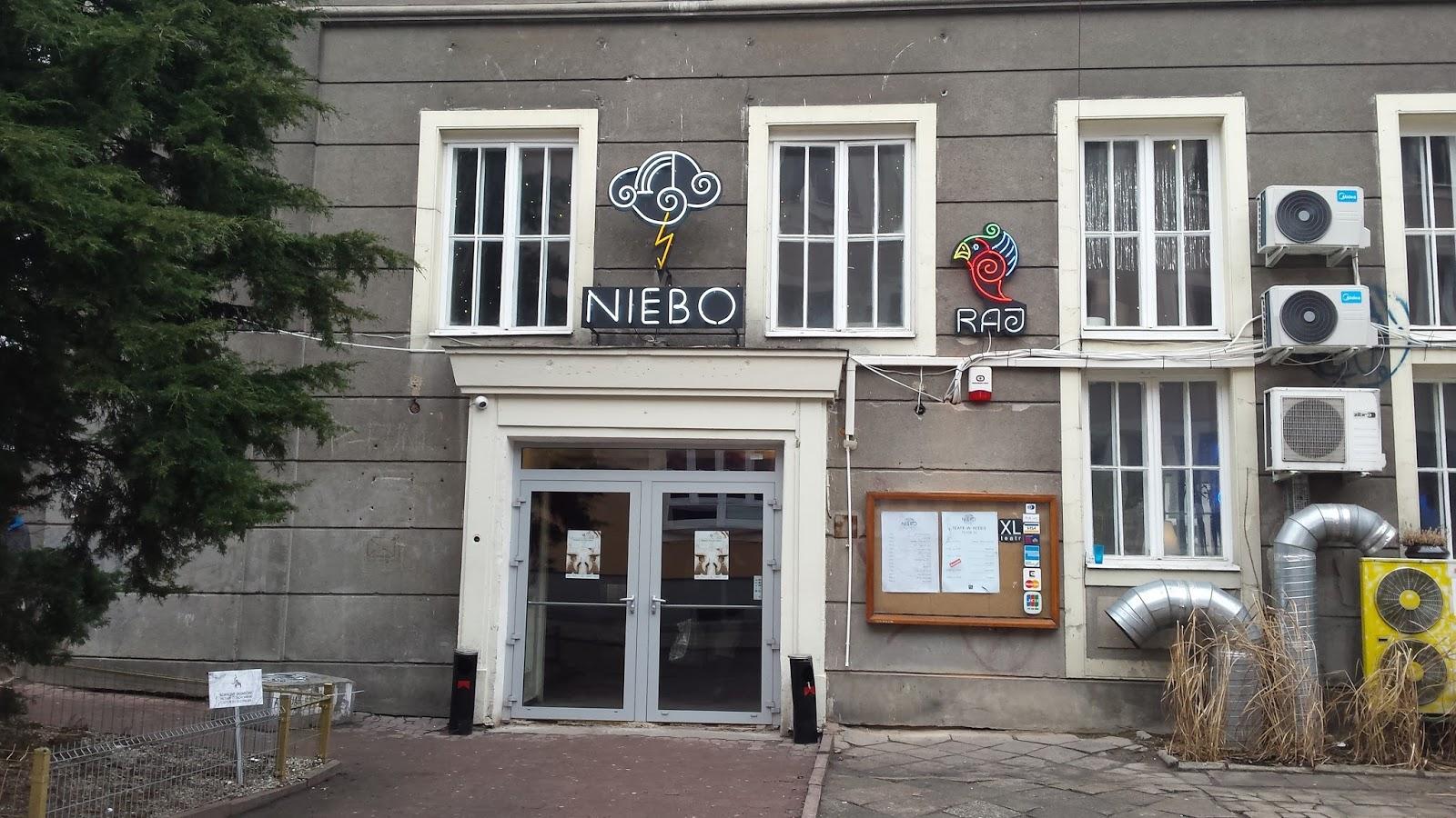 Warsaw Vintage Market luty 2017 klub Niebo, targi mody vintage w Niebie, Warszawa, relacja z targów mody