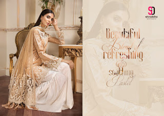 Shraddha Designer Anaya Cotton Pakistani Suits