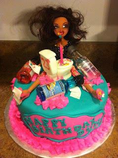 Imagenes de humor - tortas de barbie en pedo