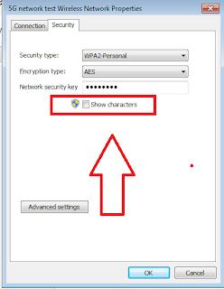 know wifi password
