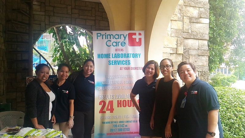 I got Free Blood Sugar Level and Blood Pressure Test at Primary Care Plus