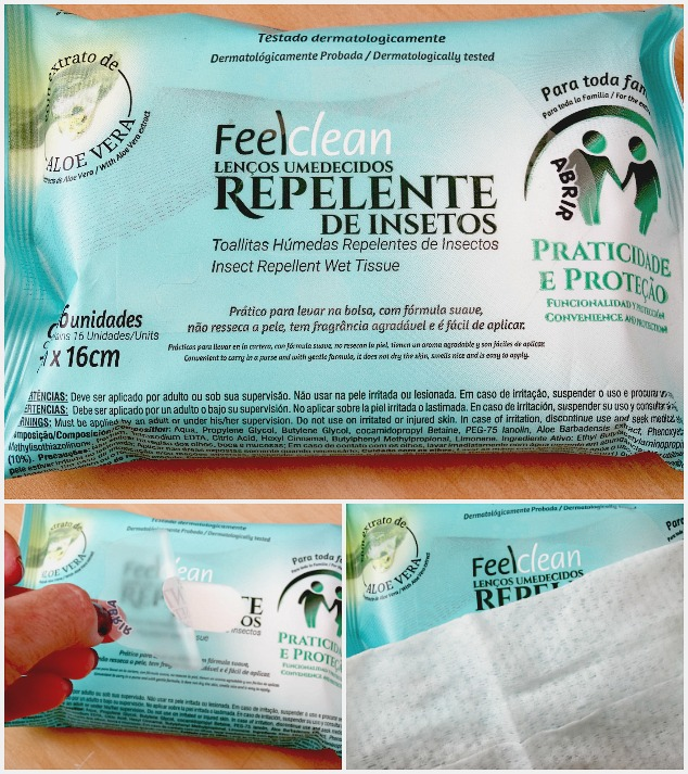 feel clean lenços umedecidos 5