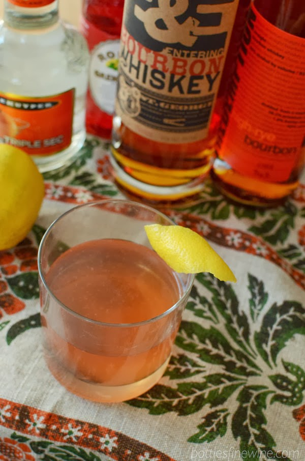 whiskey daisy cocktail recipe