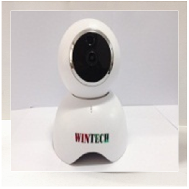 Camera WiFi WinTech QC7 Độ phân giải 1.3MP