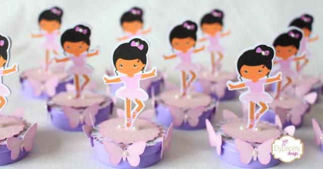 festa bailarina, festa de bailarina, festa bailarina personalizada, festa de balé,ballet party, ballerina party, ballet favor box, ballet kids party, caixinha personalizada de bailarina, caixinha personalizada de bailarina