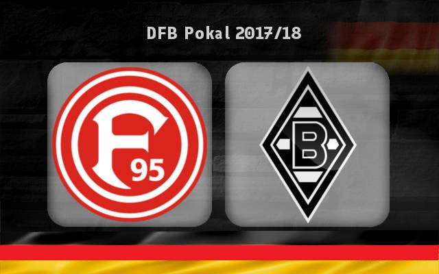 Fortuna Duesseldorf vs Borussia Monchengladbach Full Match & Highlights 24 October 2017