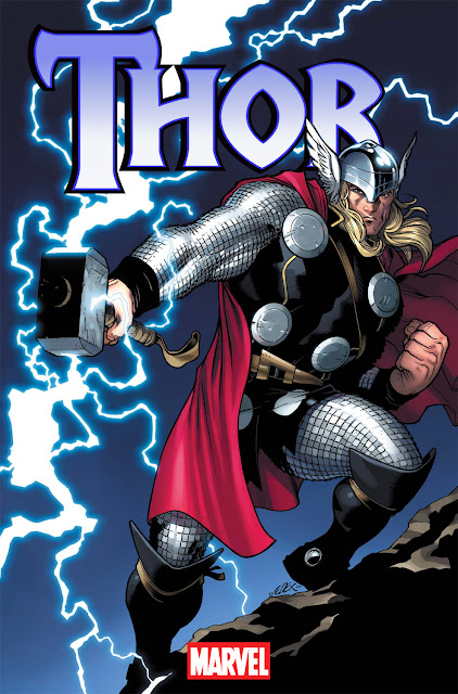 thor marvel comics