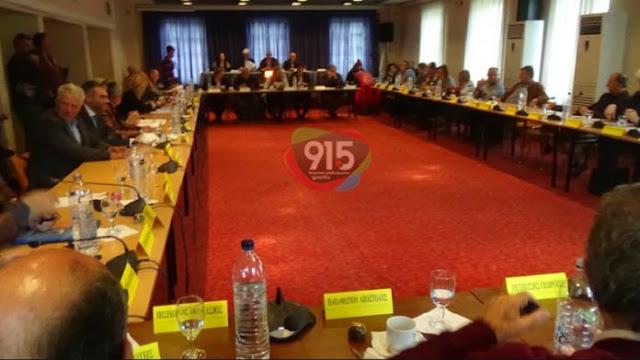Συνεδριάζει σήμερα το Περιφερειακό Συμβούλιο Πελοποννήσου