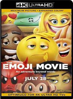 Emoji: La película (2017) 4K UHD Latino [GoogleDrive] SilvestreHD