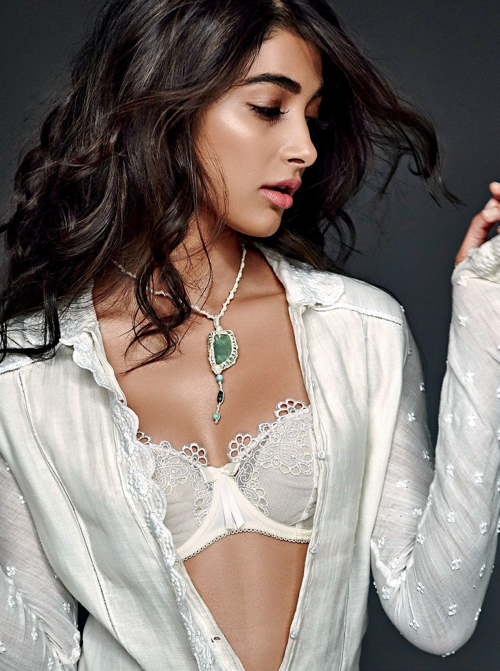 Pooja Hegde Scorching Hot Photoshoot Pics-5898