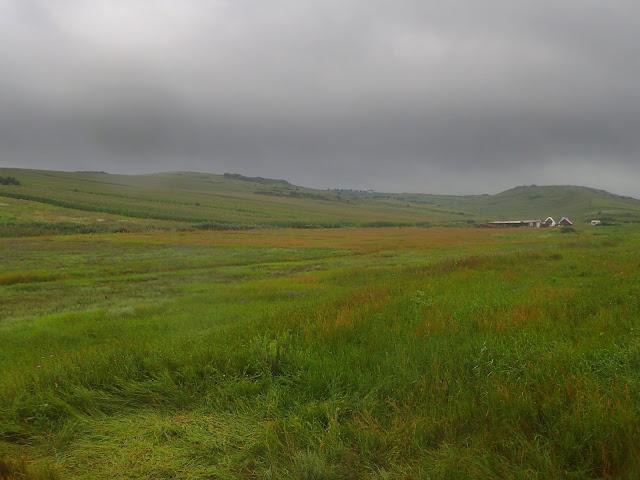 Krajobraz północno-wschodniej Rumunii