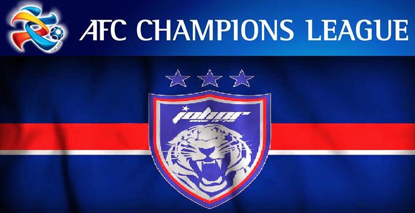 perlawanan JDT Di AFC Champions League 2017
