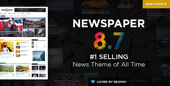 Newspaper - WordPress theme with Purchase Code   Nulled Buzz