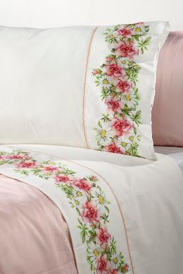 Bouquet de Gamanatura. Juego de cama