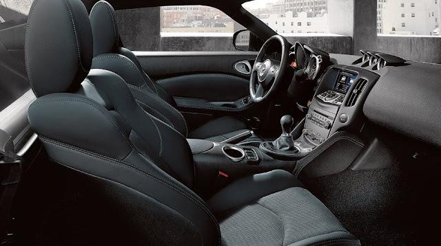 2017 Nissan 370Z Specs