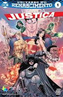 DC Renascimento: Liga da Justiça #1