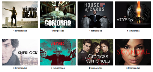 Gomorra, Justified, Scandal y más, en Wuaki