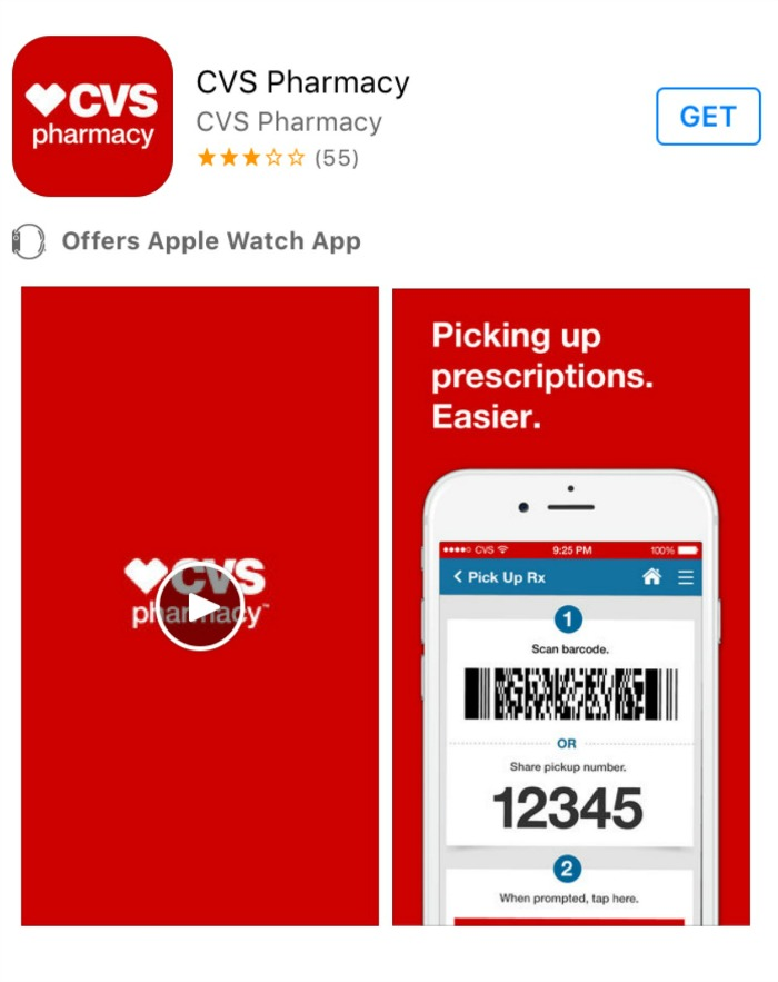 The CVS Mobile App can enhance your shopping experience at your local CVS Pharmacy at Target