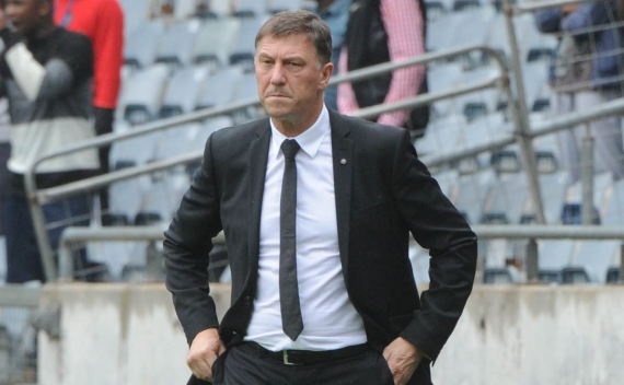 Orlando Pirates boss Kjell Jonevret says that his side are fully focused on finishing off the season strongly.