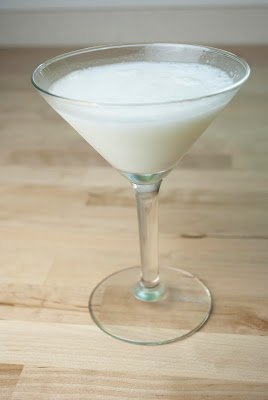 banana cream pie, whipped cream vodka, banana liqueur, half and half