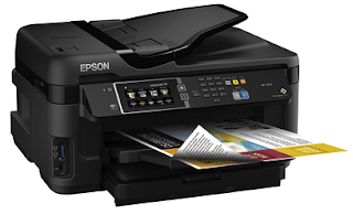 Epson WorkForce WF-7620 Driver Downloads