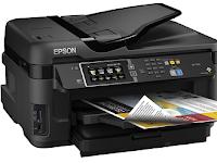 Epson WorkForce WF-7620 Driver Downloads