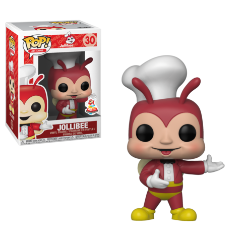 Jollibee Funko POP Glam Photo from Funko.com