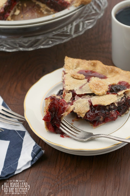 Triple Cherry Pie