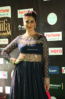 Raai Laxmi in Beautiful Backless Designer Anarkali Gown at IIFA Utsavam Awards 2017  Day 2  Exclusive 52.JPG