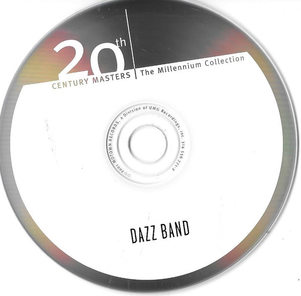 Music Rewind The Dazz Band The Best Of Dazz Band 2001