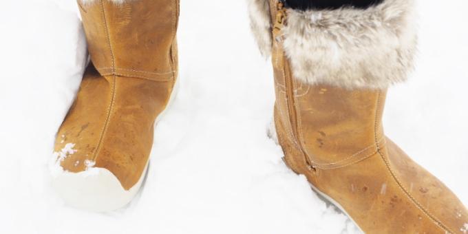 Comment avoir les pieds au chaud à la montagne ? Keen
