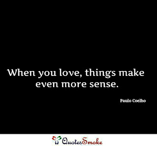 Love Quote by Paulo Coelho