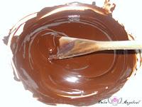 Mantequilla integrada en el chocolate