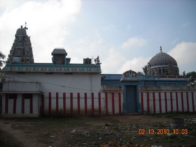 Sri Vanamutti Perumal Temple Complex