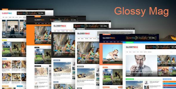 Glossy Mag