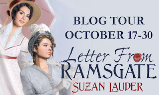 Blog Tour: Letter from Ramsgate by Suzan Lauder