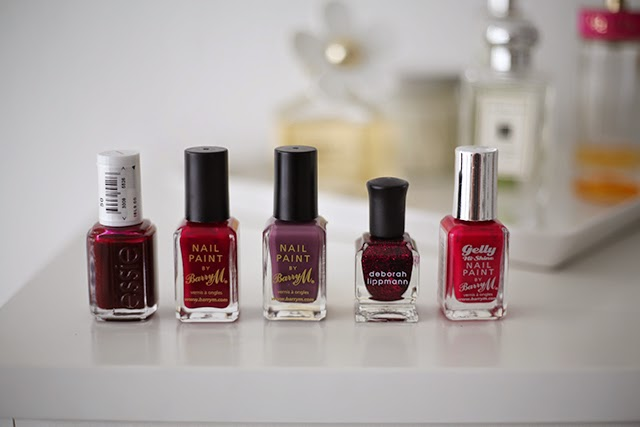 autumn/winter nail polish picks